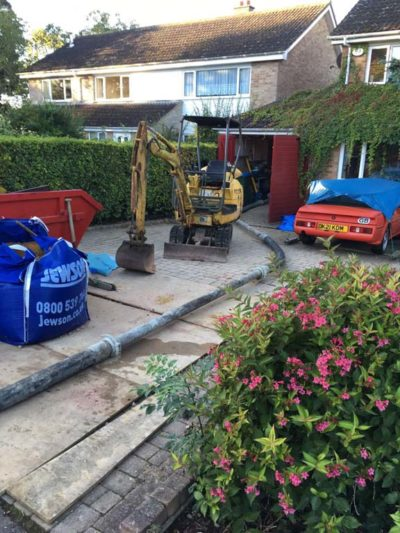 Pumped concrete near you in Hertfordshire by Easy Pumps