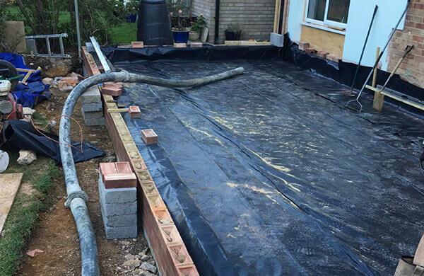 Concrete Pumping Borehamwood