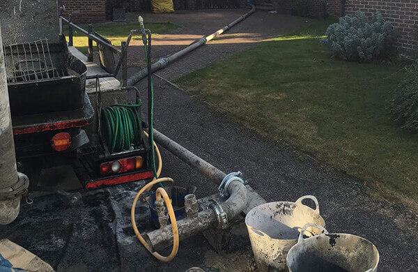 line pump truck hire - easyypump concrete ltd.
